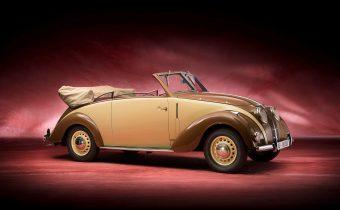 Adler 2.5 litres : rareté allemande d'avant-guerre