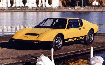 Ligier JS2: l'hommage à Jo