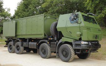 Volvo Trucks s'apprête à vendre Renault Trucks Défense: Panhard et Acmat pourraient redevenir français
