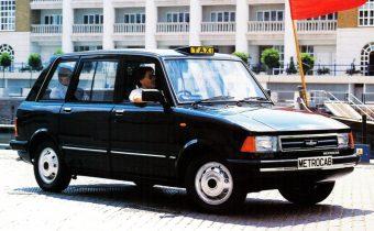 Metrocab: l'autre taxi londonien