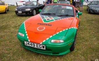 Mazda MX5 (NA) Le Mans : tuning officiel pour amateurs du genre