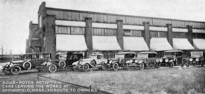 L'usine de Springfield