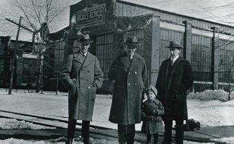 Springfield et Long Island : l'aventure américaine de Rolls-Royce
