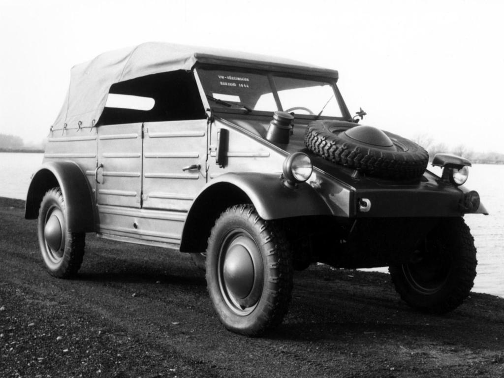 La Kübelwagen