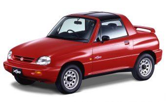 Suzuki X90: le Crossover en négatif