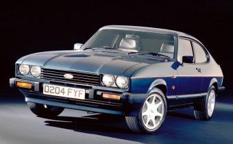 """Ford Capri 280 """"Brooklands"""" : l'ultime Capri (après, c'est fini)"""