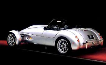 """Panoz Roadster : """"les feux de l'Auto"""""""