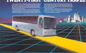 Mack FR1 : l'autocar fantôme de Renault aux USA