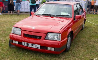 Opel Ascona Sprint/Calibre/i200 : le sprint final