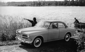 DiVolvo 122S: une suédoise sud-américaine