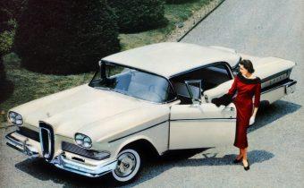 Edsel : petite histoire d'une marque météorique