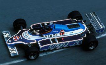 Talbot, Matra, Ligier : l'étonnante histoire de PSA en Formule 1 au début des 80's