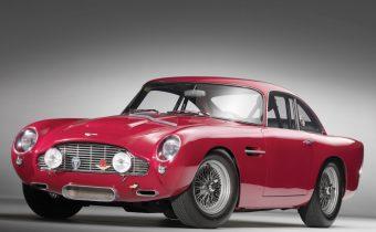 """Aston Martin DB4 """"Continuation"""" : 25 exemplaires en 2017"""
