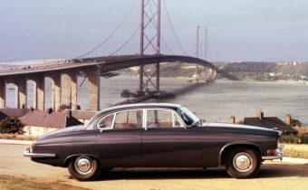 Jaguar Mark X / 420 G: quand Jag' voulait concurrencer Rolls Royce