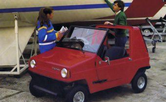 Acoma Comtesse, Mini et Super Comtesse : la voiturette des seventies