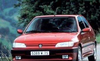 Peugeot 306 S16 : le lion ressort ses griffes