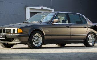 BMW 750iL V16 : la 7 mercenaire
