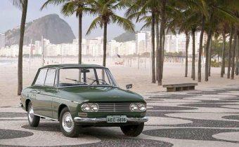 DKW-Vemag Fissore : coupé de luxe bresilien