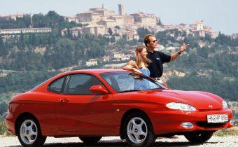 Hyundai Coupe/Tiburon/Tuscani RD : pour une poignée de cacahuètes
