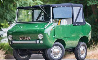 Ferves Ranger : une laborieuse et originale Fiat 500