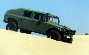 Uro Vamtac: l'Hummer ibère