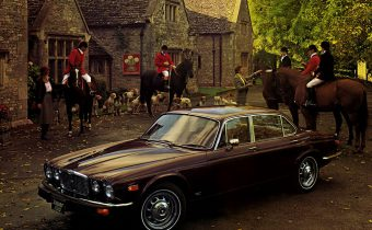 "Jaguar XJ ""4"" : la jag' fondatrice"
