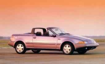 Volvo 480 Convertible : cabriolet mort-né