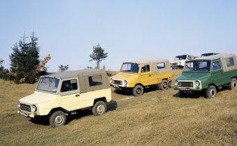 LuAZ-969: l'autre mythique tout-terrain soviétique