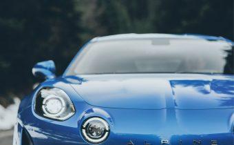 Alpine A110 2017 : entretien avec Michael Van Der Sande