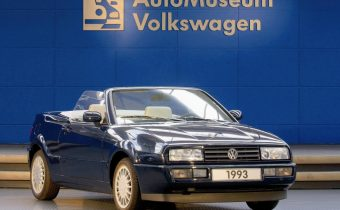 Volkswagen Karmann Corrado Cabriolet : juste pour vos yeux