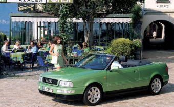 Audi Cabriolet 8G/B4 : une occasion à saisir