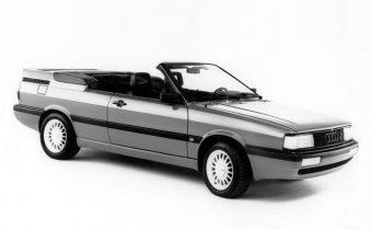 Audi GT Cabriolet ASC : un projet resté sans suite