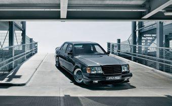 AMG Hammer : 300 km/h en taxi