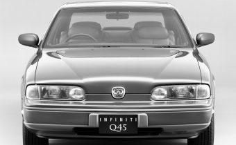 Infiniti Q45 : mieux que Lexus ?
