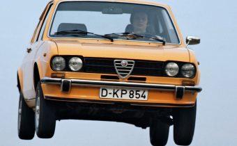 Alfa Romeo Alfasud : la révolution passe par le sud de l'Italie