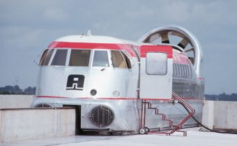 Bertin Aérotrain 1, 2, I80-250 et HV : les trains fantômes de la Grande vitesse