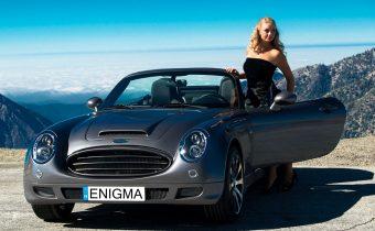 Healy Enigma : revival façon kit-car