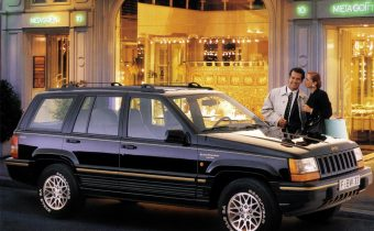 Jeep Grand Cherokee ZJ : luxueux baroudeur