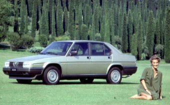 """Alfa Romeo 90: plus """"BR"""" tu meurs !"""