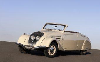 Peugeot 401, 601 et 402 Eclipse : les idées révolutionnaires du héros Georges Paulin