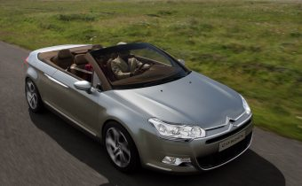 Citroën C-Airscape : quand Citroën nous faisait rêver d'une C5 Cabriolet