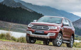 Ford Everest : le véritable remplaçant des Peugeot P4 (et tant mieux !)