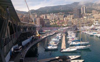 Embarqué par Jaguar au Grand Prix de Monaco de Formule E