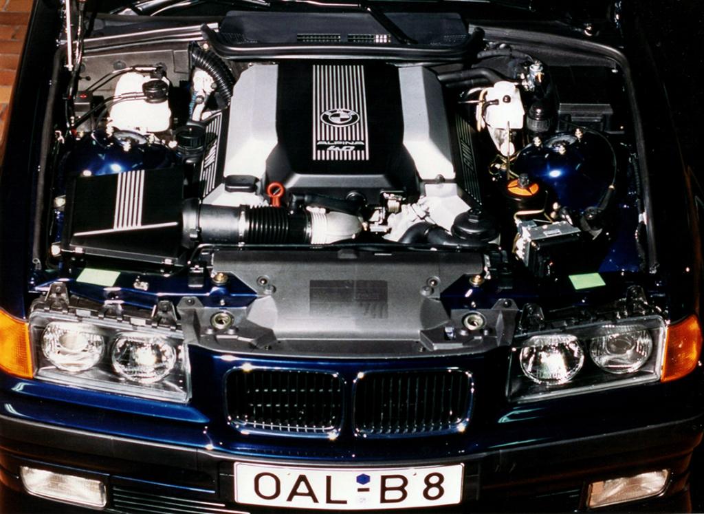 Alpina E36 B6 B3 Et B8 Alternatives à La Bmw M3