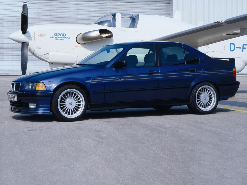 Alpina E36 B6 B3 Et B8 Alternatives A La Bmw M3