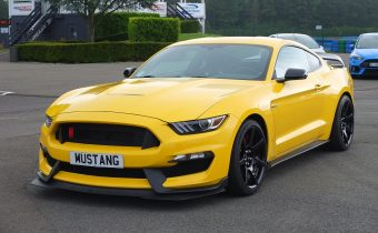 Ford/Shelby Mustang GT350R : que du muscle