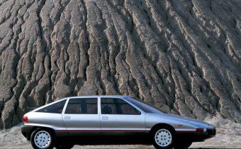 Lancia Medusa : quand Giugiaro rêvait d'une berline à moteur central arrière