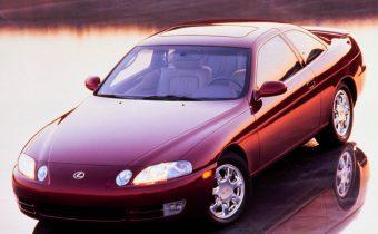 """Lexus SC300/400 et Toyota Soarer : coupés """"deluxe"""""""