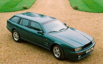 """Lagonda Virage Saloon et """"Les Vacances"""" : break ou berline, à vous de choisir votre Aston Martin"""
