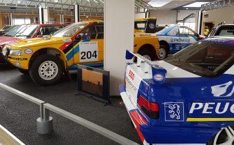 405 Forever : le 17 juin, le musée Peugeot fête les 30 ans de la 405